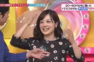 【貴重映像】水卜(みうらアナ)の変顔がヤバイ 2015 HD