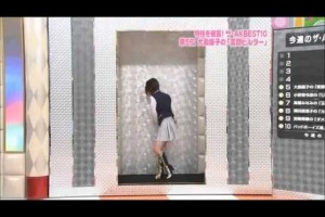 AKB48 大島優子 変顔三連発