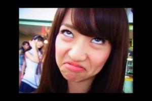 【変顔でも可愛い~】元AKB48 大島優子の変顔特集 かなり癒されます